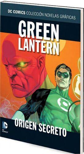 COLECCIONABLE DC COMICS #006 GREEN LANTERN - ORIGEN SECRETO