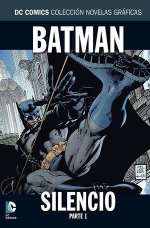 COLECCIONABLE DC COMICS #001 BATMAN SILENCIO PARTE 1