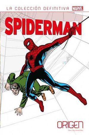 SPIDERMAN: LA COLECCION DEFINITIVA #40. ORIGEN (01)