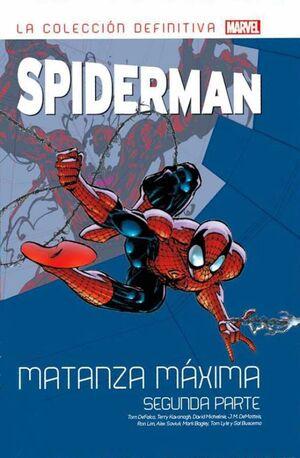 SPIDERMAN: LA COLECCION DEFINITIVA #42. MATANZA MAXIMA - 2ª PARTE (31)