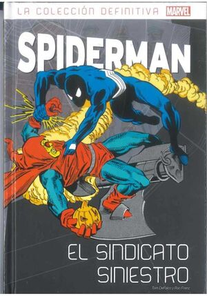 SPIDERMAN: LA COLECCION DEFINITIVA #45. EL SINDICATO SINIESTRO (17)