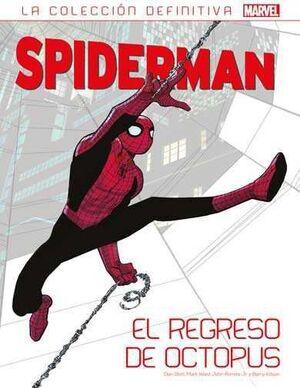 SPIDERMAN: LA COLECCION DEFINITIVA #52. EL REGRESO DE OCTOPUS