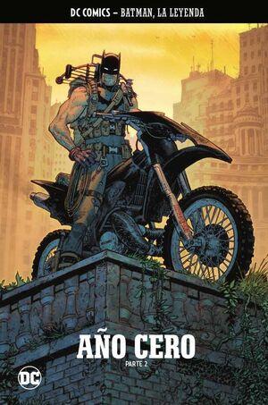 COLECCIONABLE BATMAN LA LEYENDA #02 AÑO CERO - PARTE 2