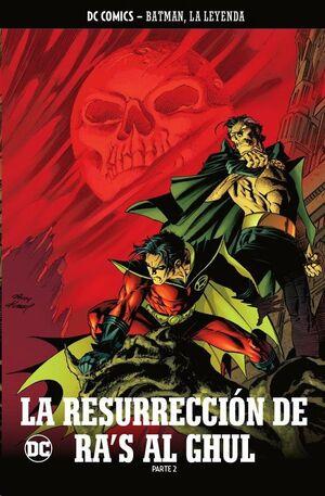 COLECCIONABLE BATMAN LA LEYENDA #46 LA RESURRECCION DE RA´S AL GHUL - PARTE 2