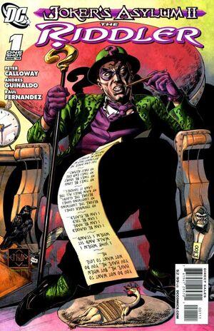 COLECCIONABLE HEROES Y VILLANOS #17 JOKER ASYLUM  VOL. 02