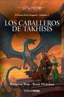 DRAGONLANCE: EL OCASO DE LOS DRAGONES VOL.1: LOS CABALLEROS DE TAKHISIS