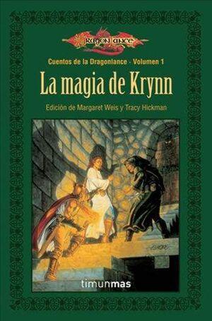 DRAGONLANCE: CUENTOS VOL.1: LA MAGIA DE KRYNN