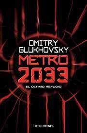METRO 2033 (BOLSILLO)