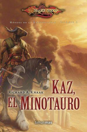 DRAGONLANCE: HEROES VOL.4: KAZ EL MINOTAURO (BOLSILLO)