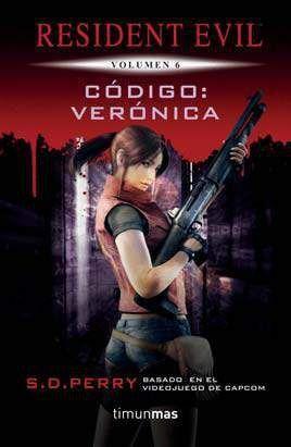RESIDENT EVIL VOL.6: CODIGO VERONICA