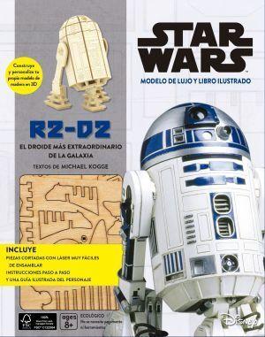 KIT R2-D2: EL DROIDE MAS EXTRAORDINARIO DE LA GALAXIA