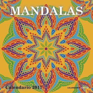 CALENDARIO 2017 MANDALAS