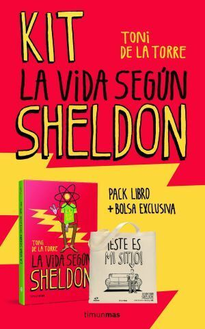 KIT LA VIDA SEGUN SHELDON