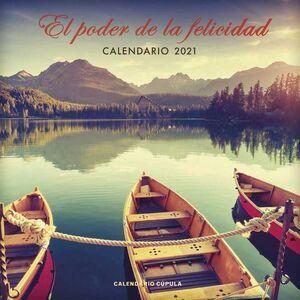 CALENDARIO 2021 EL PODER DE LA FELICIDAD