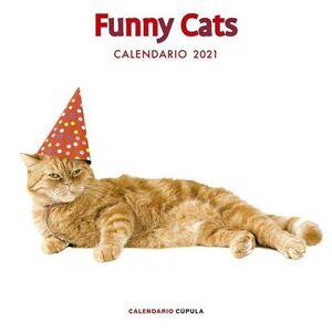 CALENDARIO 2021 FUNNY CATS