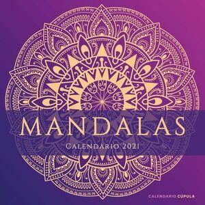 CALENDARIO 2021 MANDALAS