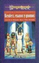 DRAGONLANCE: CUENTOS VOL.2: KENDERS, ENANOS Y GNOMOS (RTCA)