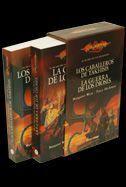 DRAGONLANCE: EL OCASO DE LOS DRAGONES (ESTUCHE)