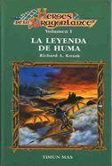DRAGONLANCE: HEROES VOL.1: LA LEYENDA DE HUMA (RTCA) NUEVA PORTADA