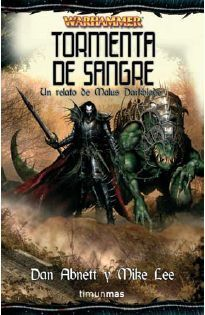 WARHAMMER: MALUS DARKBLADE #02. TORMENTA DE SANGRE
