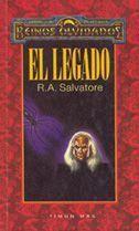 REINOS OLVIDADOS: EL LEGADO DEL DROW VOL.1: EL LEGADO