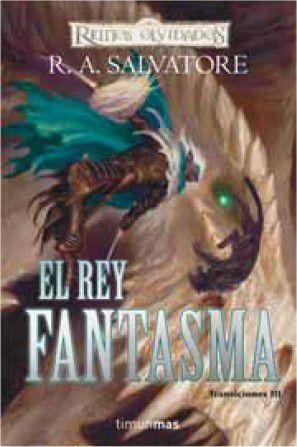 REINOS OLVIDADOS: EL REY FANTASMA