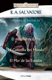 REINOS OLVIDADOS: SENDA DE TINIEBLAS ESTUCHE