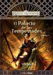 REINOS OLVIDADOS: EL PALACIO DE LAS TEMPESTADES