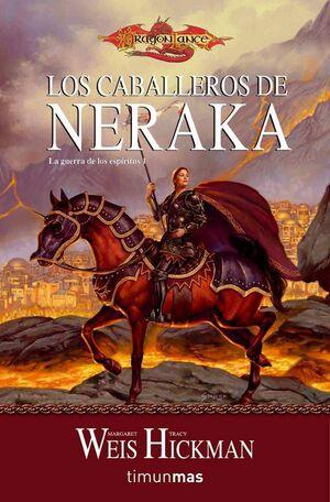 DRAGONLANCE: LA GUERRA DE LOS ESPIRITUS VOL.1: LOS CABALLEROS DE NERAKA BOL