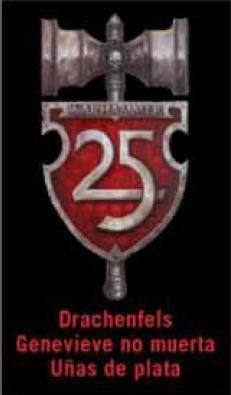 WARHAMMER: PACK 25 ANIVERSARIO. LAS AVENTURAS DE GENEVIEVE