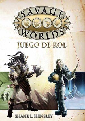 SAVAGE WORLDS JDR
