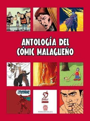ANTOLOGIA DEL COMIC MALAGUEÑO