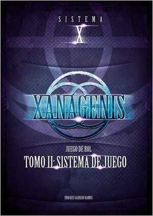 XANAGENIS: PACK LIBRO I (AMBIENTACION) Y II (SISTEMA DE JUEGO)