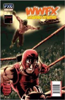 WWFX LUCHADORES DEFINTIVOS #01