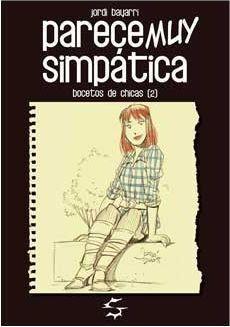 PARECE MUY SIMPATICA. BOCETOS DE CHICAS (2)