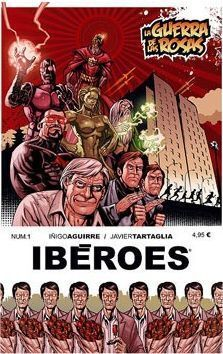 IBEROES #01: LA GUERRA DE LAS ROSAS
