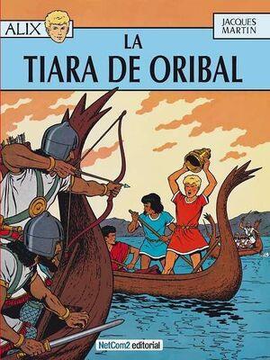 ALIX #04. LA TIARA DE ORIBAL