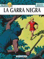 ALIX #05. LA GARRA NEGRA