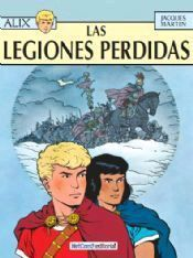 ALIX #06. LAS LEGIONES PERDIDAS