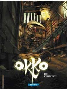 OKKO #06. EL CICLO DEL AIRE II