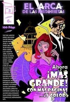 EL ARCA DE LAS HISTORIETAS #03