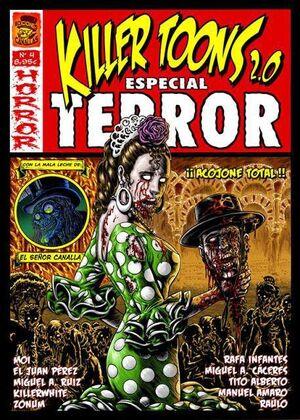 KILLER TOONS 2.0 #04. ESPECIAL TERROR
