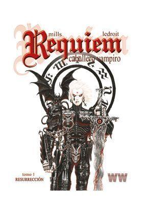 REQUIEM, CABALLERO VAMPIRO #01 - RESURRECCION