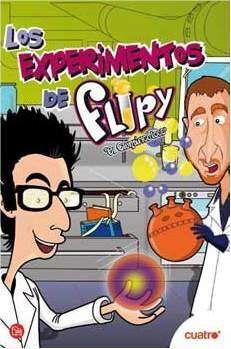 LOS EXPERIMENTOS DE FLIPY. FLIPY Y EL HOMBRE DE NEGRO