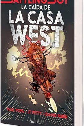 LA CAIDA DE LA CASA WEST (BATTLING BOY)