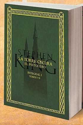 LA TORRE OSCURA. INTEGRAL I (DEBOLSILLO COMIC): EL PISTOLERO