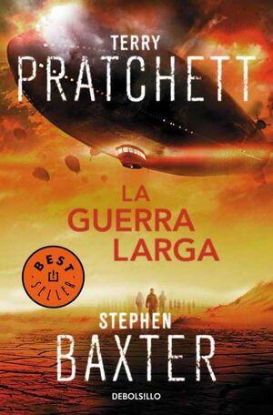 TERRY PRATCHETT: LA GUERRA LARGA (DEBOLSILLO)