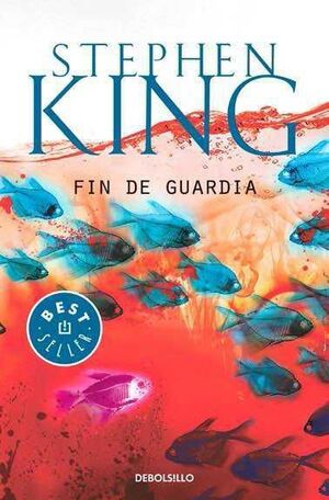 STEPHEN KING: FIN DE GUARDIA (BOLSILLO)