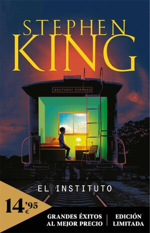 STEPHEN KING. EL INSTITUTO (BOLSILLO)