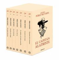 EL CAPITAN ALATRISTE (EDICION PACK 7 VOLUMENES)